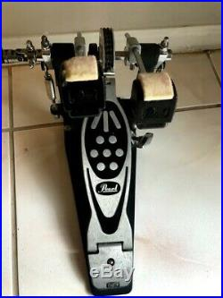 Pearl P122TW Double bass pedal Kick Drum