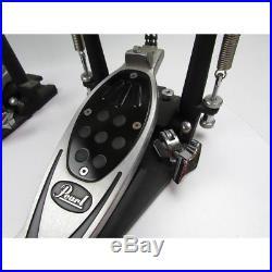 Pearl P2002C Eliminator Double Bass Drum Pedal, Chain Drive