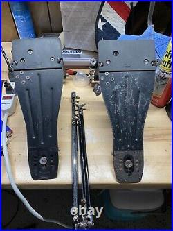 Pearl P2002C Eliminator Double Bass Drum Pedal Chain Drive