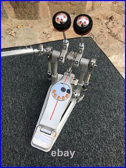 Pearl P3002C Demon Chain Double Bass Drum Pedal