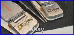 Pearl P3002C Demon Chain Drive Eliminator Bass Drum Double Pedal