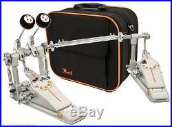 Pearl P3002DL Demon Drive Eliminator Double Bass Drum Left Kick Pedal Hardware