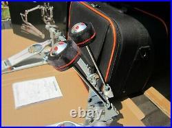 Pearl P3002D Demon Direct Drive Double Bass Drum Pedal