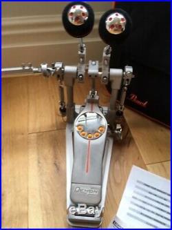Pearl P3002D Demon Drive Double Bass Drum Pedal P-3002D