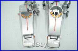 Pearl P3002D Eliminator Demon Drive Double Bass Drum Pedal MISSING DRIVE SHAFT