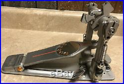 Pearl P3002D Eliminator Demon Drive Double Bass Drum Pedal USED
