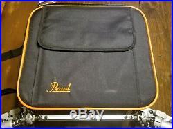 Pearl P3002d Demon Drive Eliminator Double Bass Drum Kick Pedal