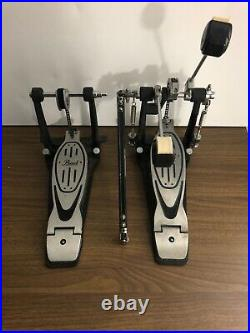Pearl P902 Double Bass Drum Pedal Right Footed