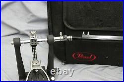 Pearl P-2002C Eliminator PowerShifter double bass drum Pedal With Case