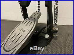 Pearl P-900 Double Bass Drum Pedal / Drum Hardware / Accessories #PD105