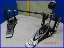 Pearl PowerShifter Eliminator Belt-Drive Double Bass Drum Pedal