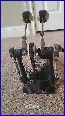 Pearl PowerShifter Eliminator Double Bass Drum Pedal, Used
