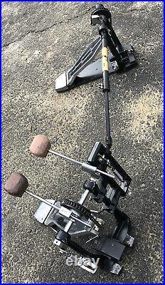 Pearl Single Chain Double Bass Drum Pedal Modular