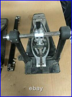 Pearl double Bass Drum Pedal P120 d1085