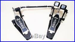 Roland KD-9 V-Drum Kick Pad Trigger + DW2000 Double Kick Pedal