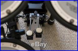 Roland TD-11KV V-Drum Kit, Double Bass Pedal, Throne, Sticks, Headphones