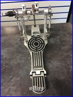SONOR-D400-SERIES-DOUBLE-BASS-DRUM-PEDAL-WITH ORIGINAL CASE Special Offer