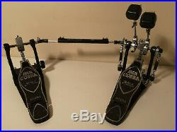 TAMA IRON COBRA Powerglide Double Kick/Bass Drum Pedal with Hard Case