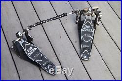TAMA Iron Cobra Power Glide Double Bass Kick Foot Drum Pedal Chain Driven