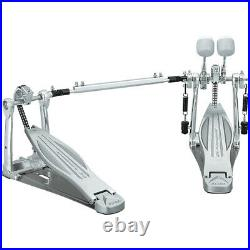 TAMA Speed Cobra Double Chain Drive Kick Bass Drum Pedal with Long Footboard