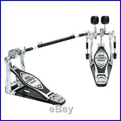 Tama HP200PTW Iron Cobra 200 Double Bass Kick Drum Pedal with Single Chain Drive