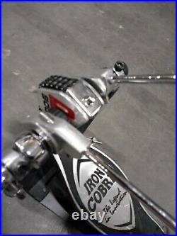 Tama HP900PWN Iron Cobra 900 Double Power Glide Kick Drum Pedal
