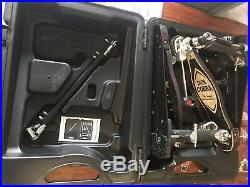Tama HP900PWN Iron Cobra 900 Power Glide Double-Bass Drum Pedal with Case