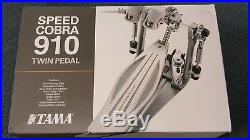 Tama HP910LWN Speed Cobra Double Bass Drum Pedal with Case FREE Torque Key