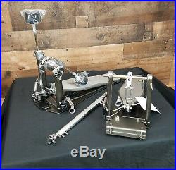 Tama HPDS1TW Dyna-Sync Direct Drive Double Bass Drum Pedal, FREE STICKS AND SHIP