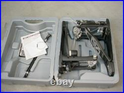 Tama Hp200 Powerglide Iron Cobra Double Bass Drum Pedal With Case