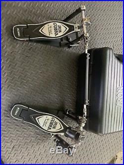 Tama Iron Cobra 900 Double Bass Drum Pedal Powerglide HP900PWN