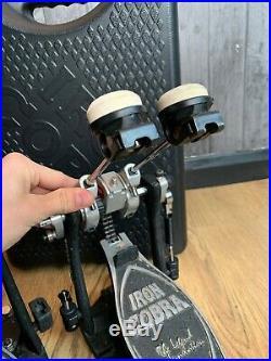 Tama Iron Cobra Double Bass Drum Pedal Drum Hardware Case #225