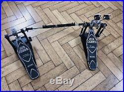 Tama Iron Cobra Double Bass Drum Pedal Twin Chain with Hard Case