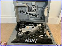 Tama Iron Cobra Double Bass Drum Pedal and Case