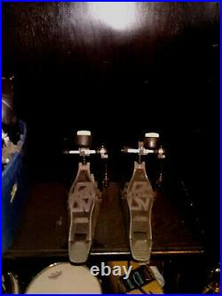 Tama Iron Cobra Double Power Glide (2) Kick Drum Pedals Rare Pro Level