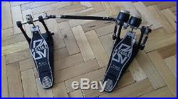 Tama Iron Cobra Double bass drum pedal with hard case