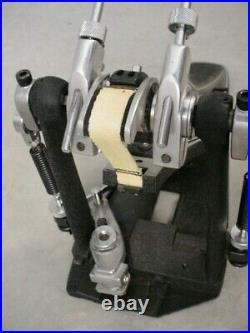 Tama Iron Cobra Flexiglide Belt Drive Double Bass Drum Pedal, Rare