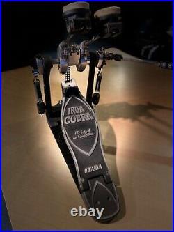 Tama Iron Cobra Lefty Double Pedal Bass Kick Drum