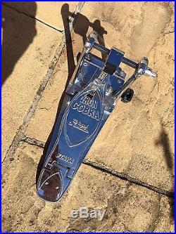 Tama Iron Cobra Limited Edition Chrome Bass Drum Double Kick Pedal HP900PTWC