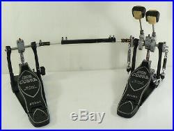 Tama Iron Cobra Power Glide Double Bass Drum Kick Pedals Dual Chain Drive