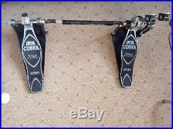 Tama Iron Cobra Powerglide Double Bass Drum Pedal (Twin Chain)