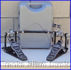 Tama Iron Cobra Rolling Glide Double Bass Drum Pedal (dual/kick/twin/foot)