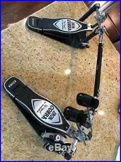 Tama Iron Cobra double bass drum pedal HP900 roller glide