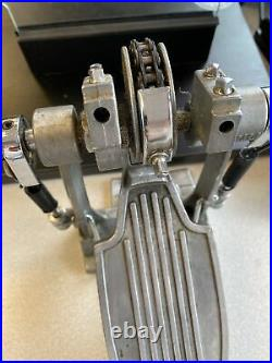 Tama Probeat Double Drum Kick Pedal Percussion Foot Nice Working Condition