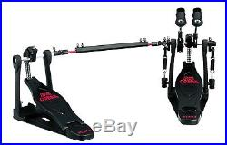 Tama drums Limited Iron Cobra Double bass drum pedal HP600DTWBK Jet Black New