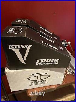 Trick Bigfoot Double Bass Drum Pedal Pro1V