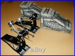 Trick Drums DOM2 Dominator Double Pedal (Black)