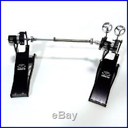 Trick Drums DOM2 Dominator Double Pedal (LIMITED EDITION BROWN)