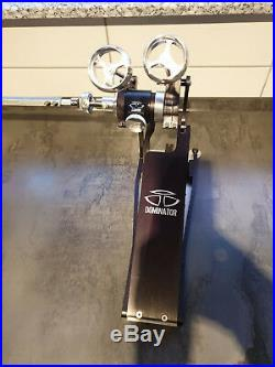 Trick Drums Dominator Double Bass Pedal Doppelfussmaschine ab 1. (wie Axis)