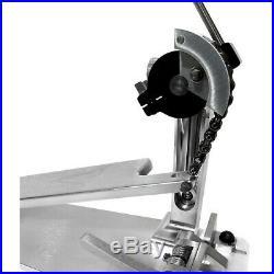 Trick Drums Pro1-V BigFoot Chain Drive Double Bass Drum Pedal 190839598165 OB